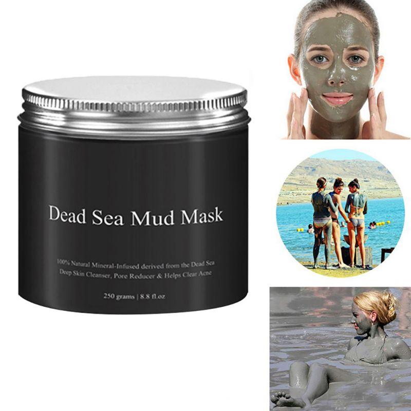 Dead sea mud mask moisturizing replenishment acne skin care Masks 1