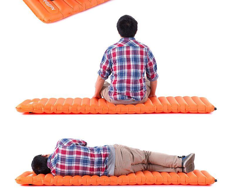Naturehike Ultralight Tpu Inflatable Camping Mat Pad