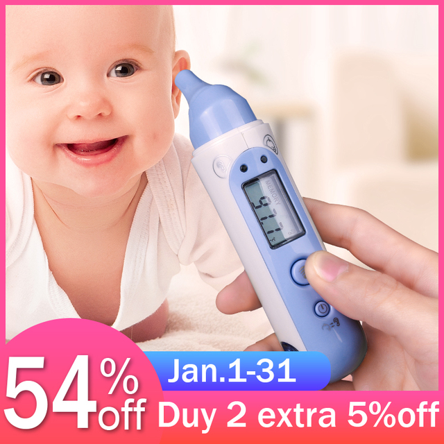 GL Ear Forehead Body Thermometer Gun Non-contact Fever