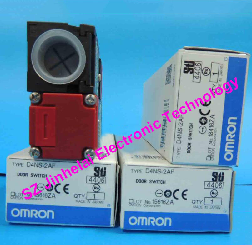 100%New and original OMRON DOOR SWITCH  D4NS-2AF 100% new and original fotek photoelectric switch a3g 4mx mr 1 free power photo sensor