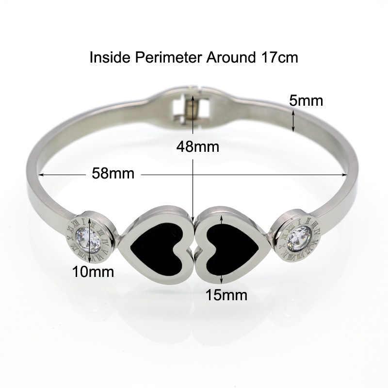 สร้อยข้อมือส่วนบุคคลหนา silver กำไลข้อมือสร้อยข้อมือสแตนเลส titanium สร้อยข้อมือสร้อยข้อมือเครื่องประดับ replicas