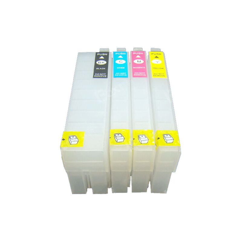 Einkshop T35 T35XL Refill Ink Cartridges for Epson T3591 T3581 For Pro WF-4720 WF4725 WF4770 printer without chip cartidge