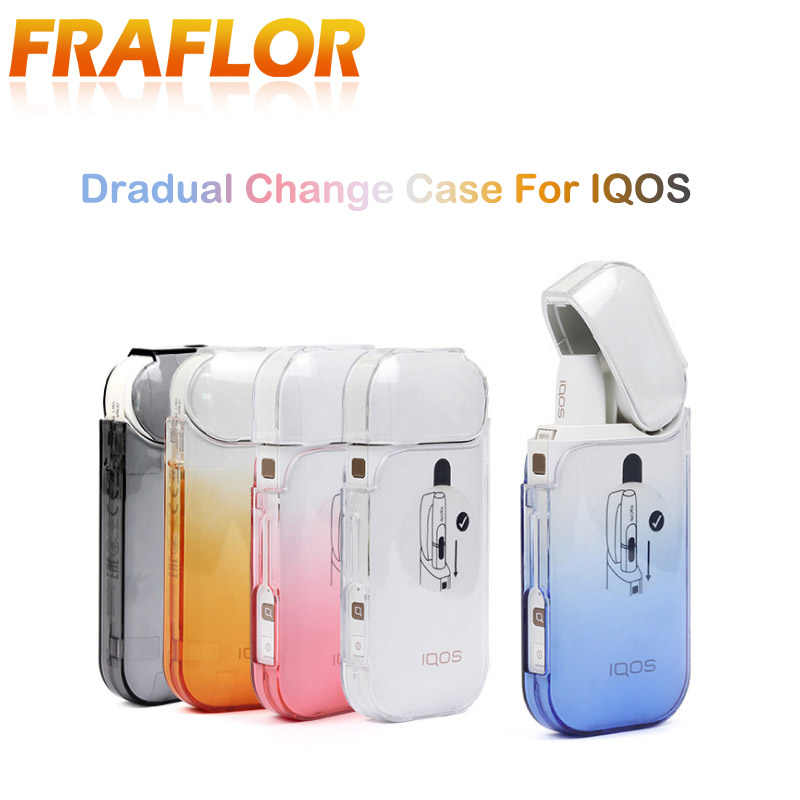 Protective case leather For Marlboro for IQOS 2 4 Plus Case