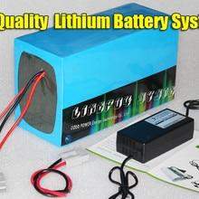 84 В в 50Ah Электрический велосипед батарея, 3000 Вт samsung электрический велосипед литиевая батарея с В BMS зарядное устройство 84 в литий-ионный скутер
