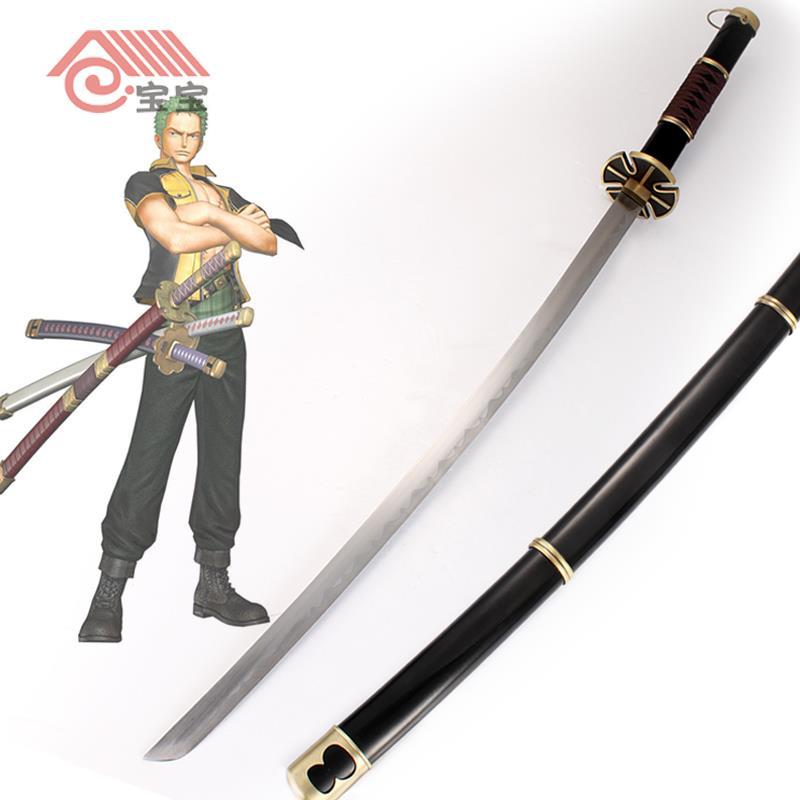 Katana Samurai Japanese Sword Crafts Zs 9419a Samurai Armor Anime