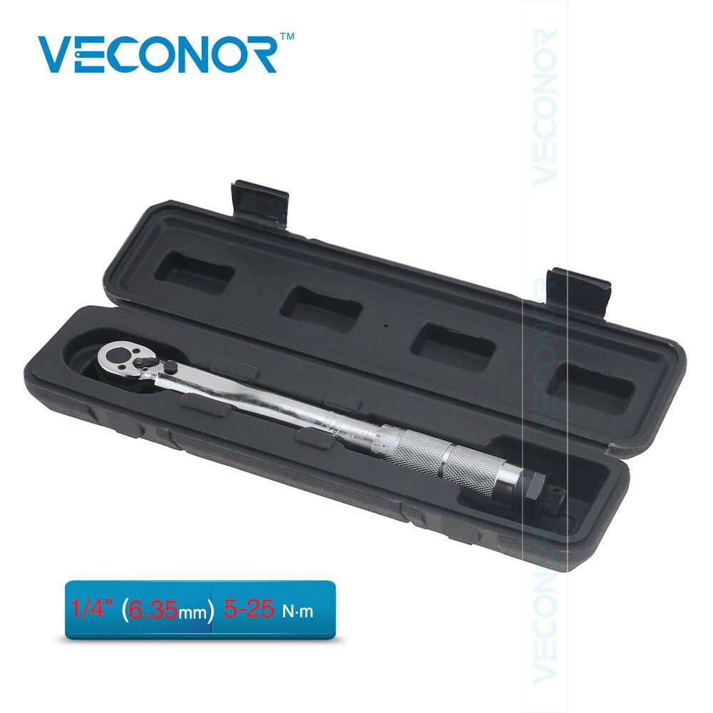 Veconor 6,35 мм высокий крутящий момент ключ инструменты для ремонта автомобиля CRV Материал высокое качество высокая твердость прочный антикорр...