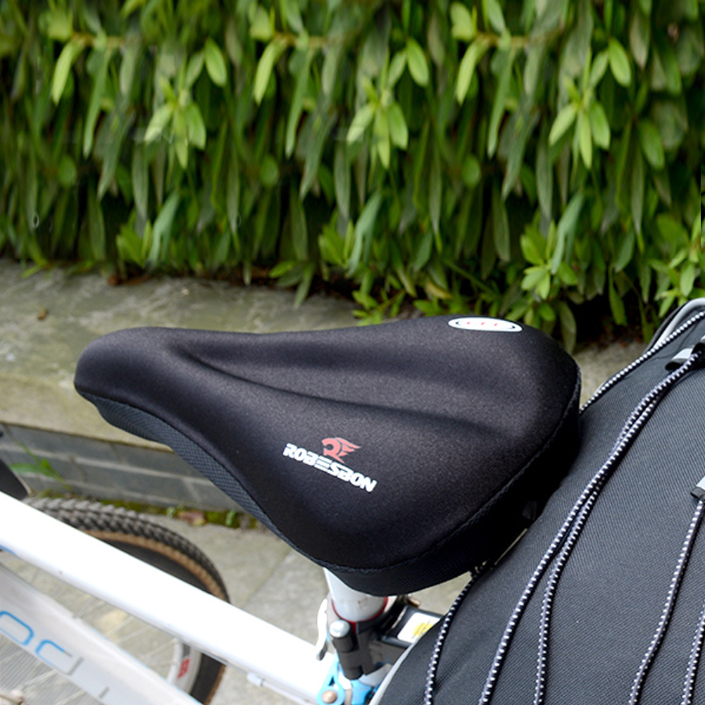 Sadel Cover Gel Sarung Sepeda 3d Spec Dan Daftar Harga Jok Ter Saddle Tutup Supaya Lebih Empuk Not Velo Bungkus Silicone Soft Seat Cushion Pad Nyaman Di Dari Olahraga