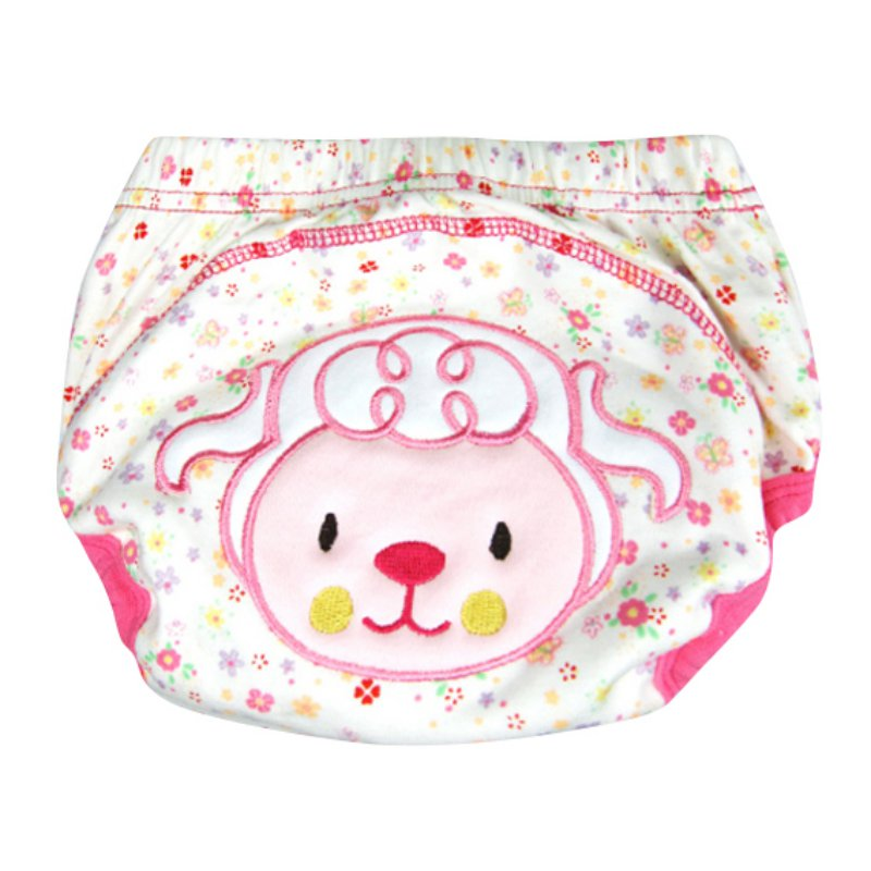 New Kids Nappy Cotton Underwear Training Pants Toilet Potty Baby Cloth Diaper Cover X16
