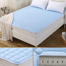 200*180 см моющийся хлопковый матрас, противоскользящий матрас для отелей, защитный коврик для кровати