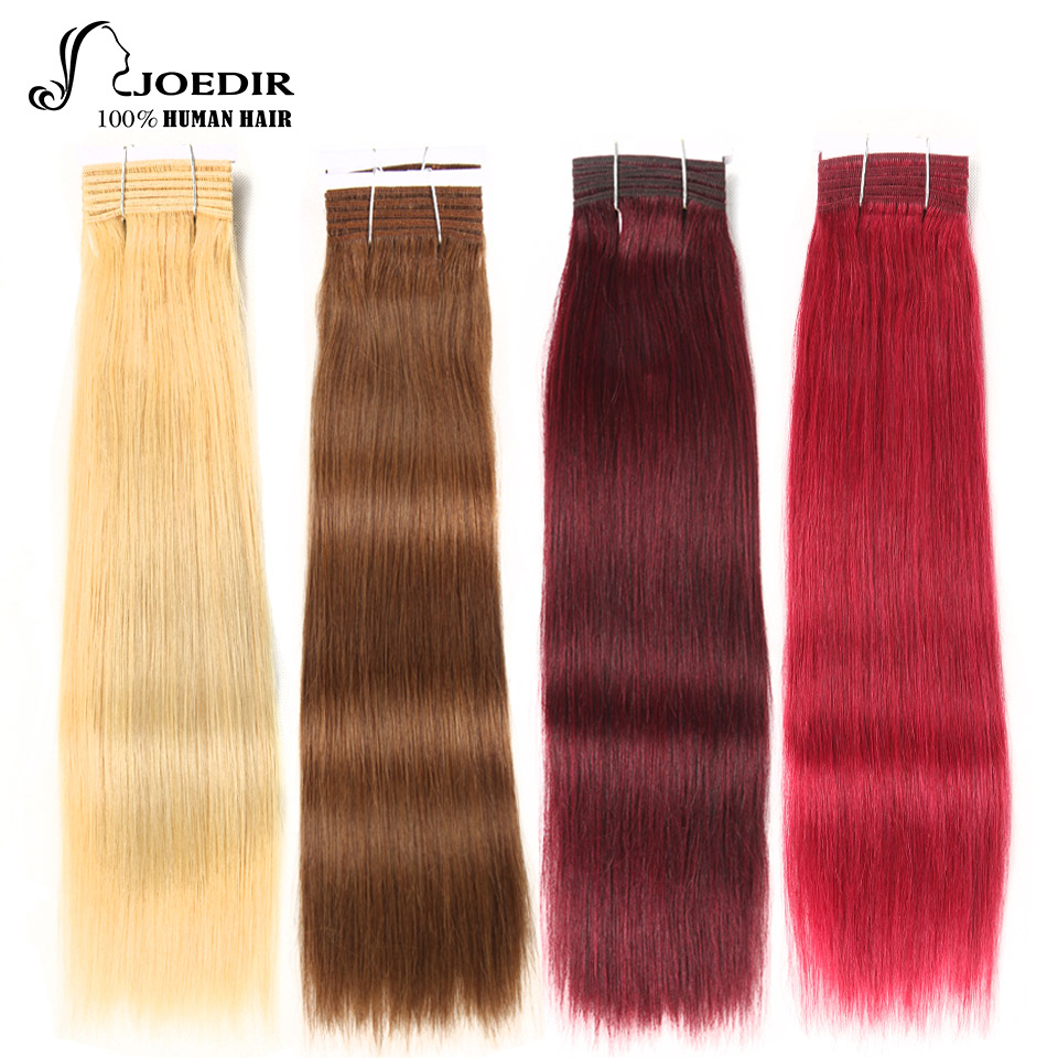 Brazilian Straight Hair Human Hair Extension Weave Bundles