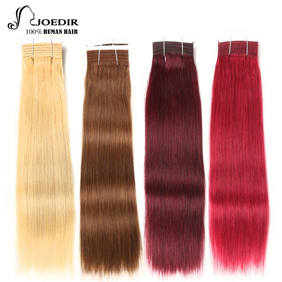 Limited Supply Joedir Pre Colored Brazilian Straight Hair Human