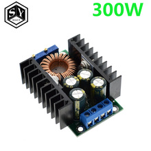 Free shipping 1pcs DC DC 9A 300W 150W Boost Converter Step Down Buck Converter 5-40V To 1.2-35V Power module XL4016