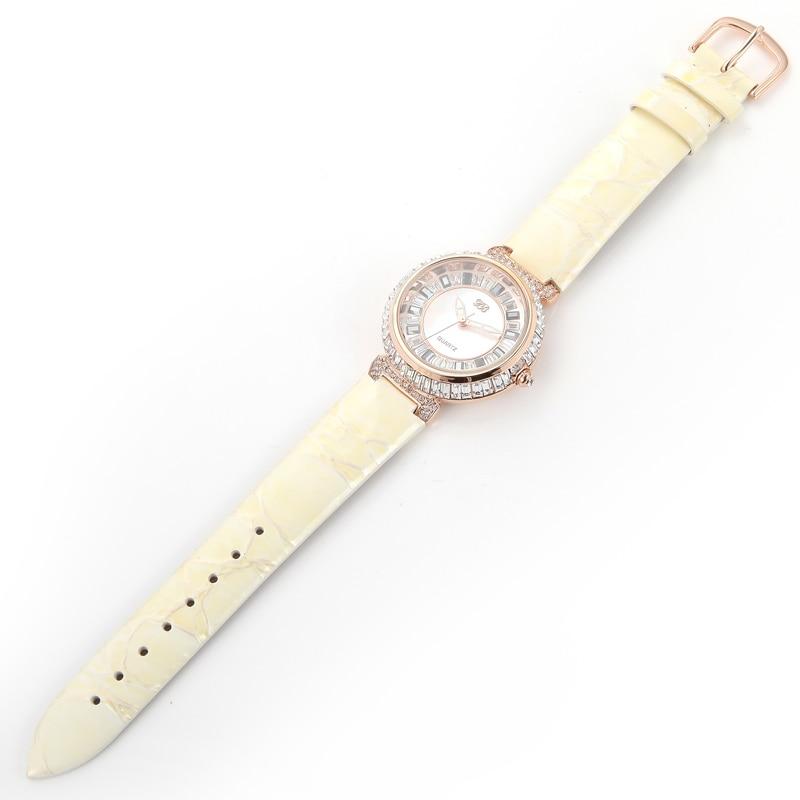 bf0de1b87 Designer Watch UK Girls Diamond Chinese Watches Famous Full Rhinestones  Ladies Brand Wristwatch Bling Dress Orange HL540PB PB-in Women's Watches  from ...