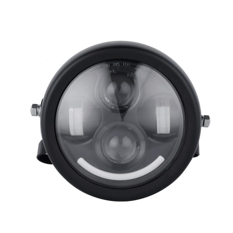 "5-3//4/"" Headlight Shell Assembly For Harley"