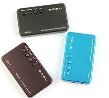 SMSL SAP-7 Portable Headphone Power amplifier new version  Black color