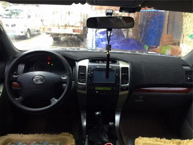 Dashmats car-styling accesorios cubierta del tablero de instrumentos para lexus gx470 2003 2004 2005 2006