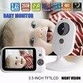 303A 3 5 zoll Wireless Video Farbe Baby Monitor Baby Nanny Sicherheit Kamera Nachtsicht Überwachung Jungen mädchen baby zimmer