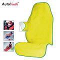 AUTOYOUTH Yellow Car Seat Cushion Car Seat Protector Pet Mat Dog Seat Cover Car Cover