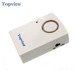 Topvico Wireless Power Off Detector AC 220 V 380 V Poder Falha de Interrupção de Curto Circuito Teste de Alarme Home Sensor De Subestação alarme