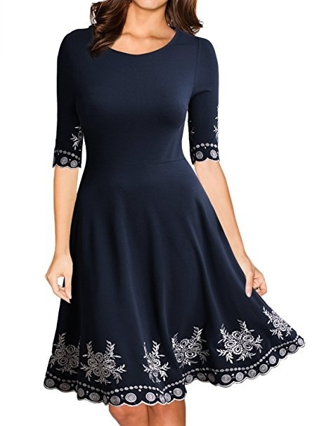 bodycon dress plus size women party dresses elegant office lady embroidery christmas clothes