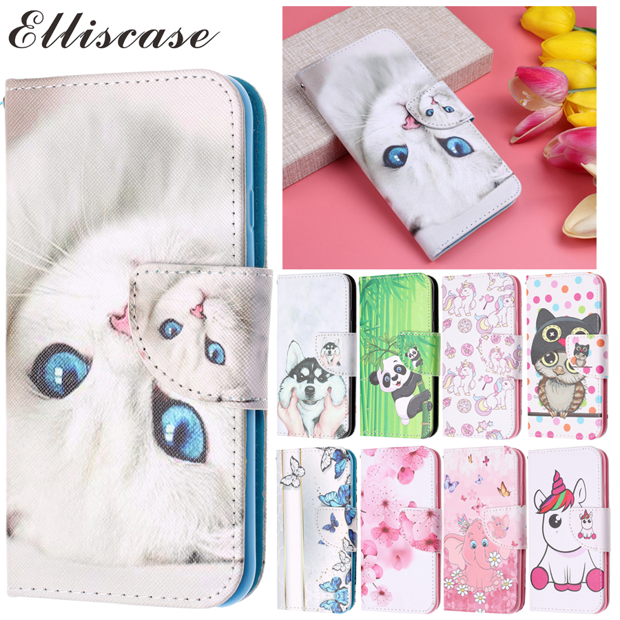 Coin Purse Cute Little Cartoon Hipster Owl Mens Fastener Canvas Wallets ChangeCustomized Case
