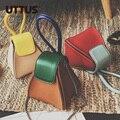 2016 Персонализированные большие сумки мини Треугольник Марка оригинальный дизайн crossbody сумки для женщин сумки посыльного