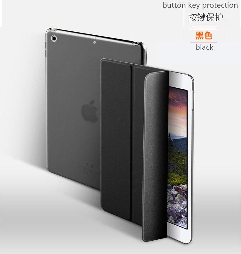 SureHIN Apple iPad Pro 10.5 üçün gözəl ağıllı dəri qutu, - Planşet aksesuarları - Fotoqrafiya 5