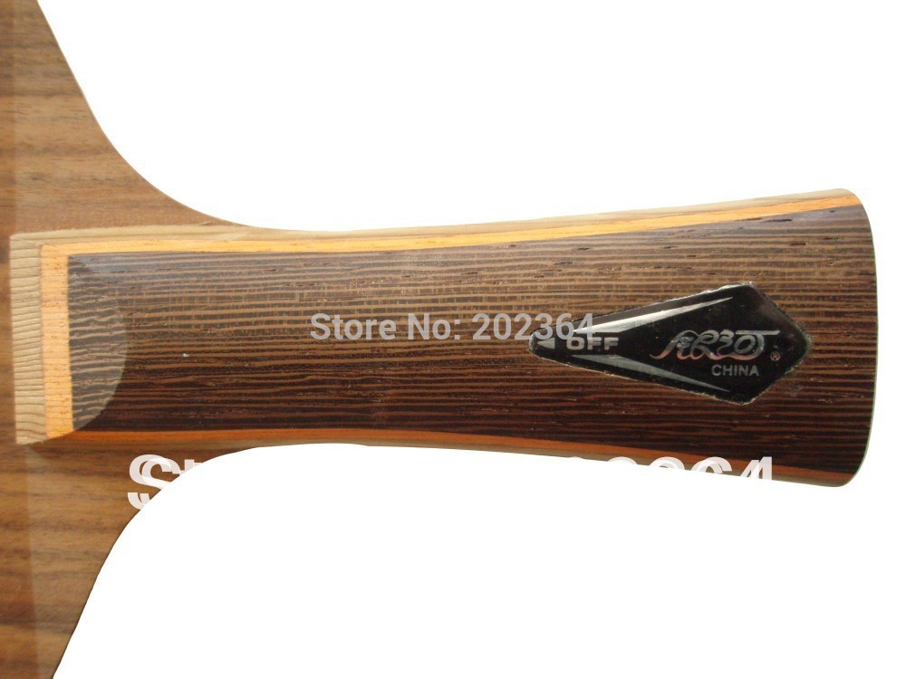 Galaxy / Milky Way / Yinhe NR-50 (Rosewood Nano 50) OFF Table Tennis Blade for PingPong Racket