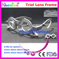 XD11 Retail High Classic Fixed PD Distance Optical Trial Lens Frame  Free Shipping
