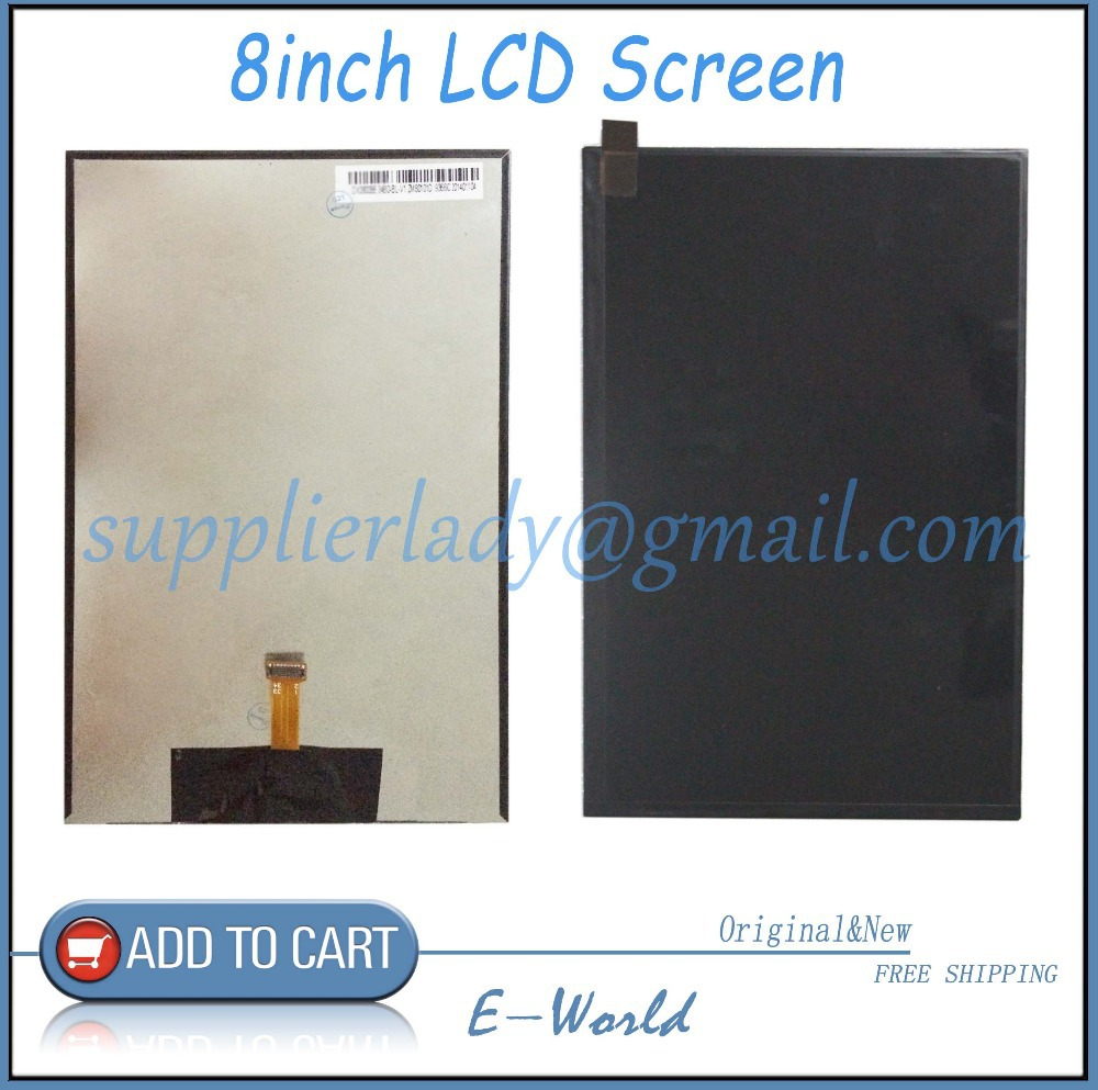 Original 8inch LCD Display for Cube Talk8 U27GT Internal LCD Screen 1280x800 LSL080AL02-S01 Replacement Free Shipping 10 1 lcd display kd101n37 40na a10 for tablet pc authentic hd 800 1280 lcd internal display screen kd101n42 40na 15