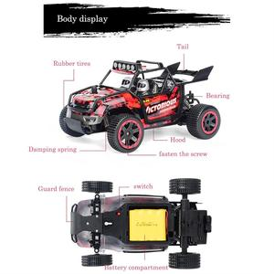 Image 3 - 2WD RC Cars 1/24 2.4G 30km/H Independent Suspension Off Road Crawler Remote Control Car
