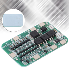 1pc 6S 15A Protection Board Input Ouput 22V 18650 Li-ion Lithium Battery Protection PCB Board With Current Fuse