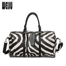 WEIJU European Fashion Reisetasche Frauen 2017 Neue Messenger Bags Handtasche Frauen Umhängetasche Große kapazität Reisetaschen