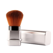 New 1PC Retractable Blush Makeup Brush Pro Foundation Cosmetic Blusher Face Powder Beauty Tools