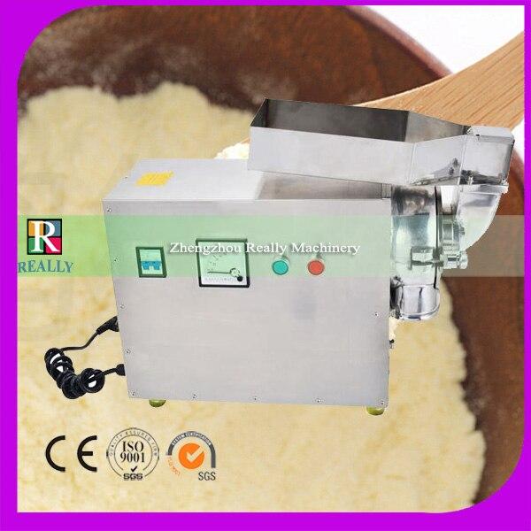 Ev Aletleri'ten Mutfak Robotları'de Fabrika kaynağı CE Sertifikalı gıda sınıfı 304SS metal ot baharat öğütücü ot değirmeni kartı buğday öğütme makinesi title=