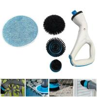 Power Scrubber Brush Set for House Drill Scrubber Brush for Cleaning Cordless Drill Electric Household Cleaning Scrub Brush
