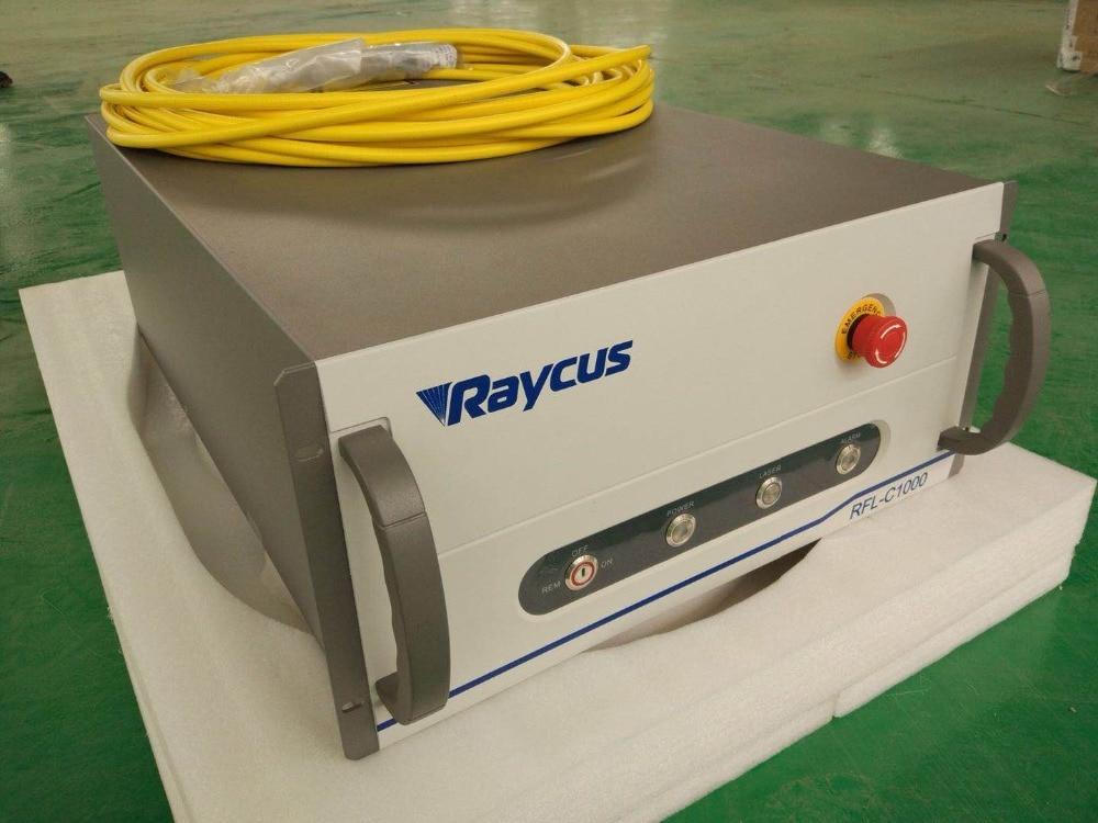 Fiber Laser  Source Raycus Max 300W 500W 750W 1000W 1500W 2000W 2200W
