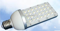 Fedex Free Shipping 30w LED Bubble Ball Bulb AC85 265V Great Heat Sink Fins 180 Degree