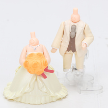 10cm Nendoroid More Dress Up Wedding bride Figure Resin Accessory Model Toy Doll Gift Cosplay home decoration