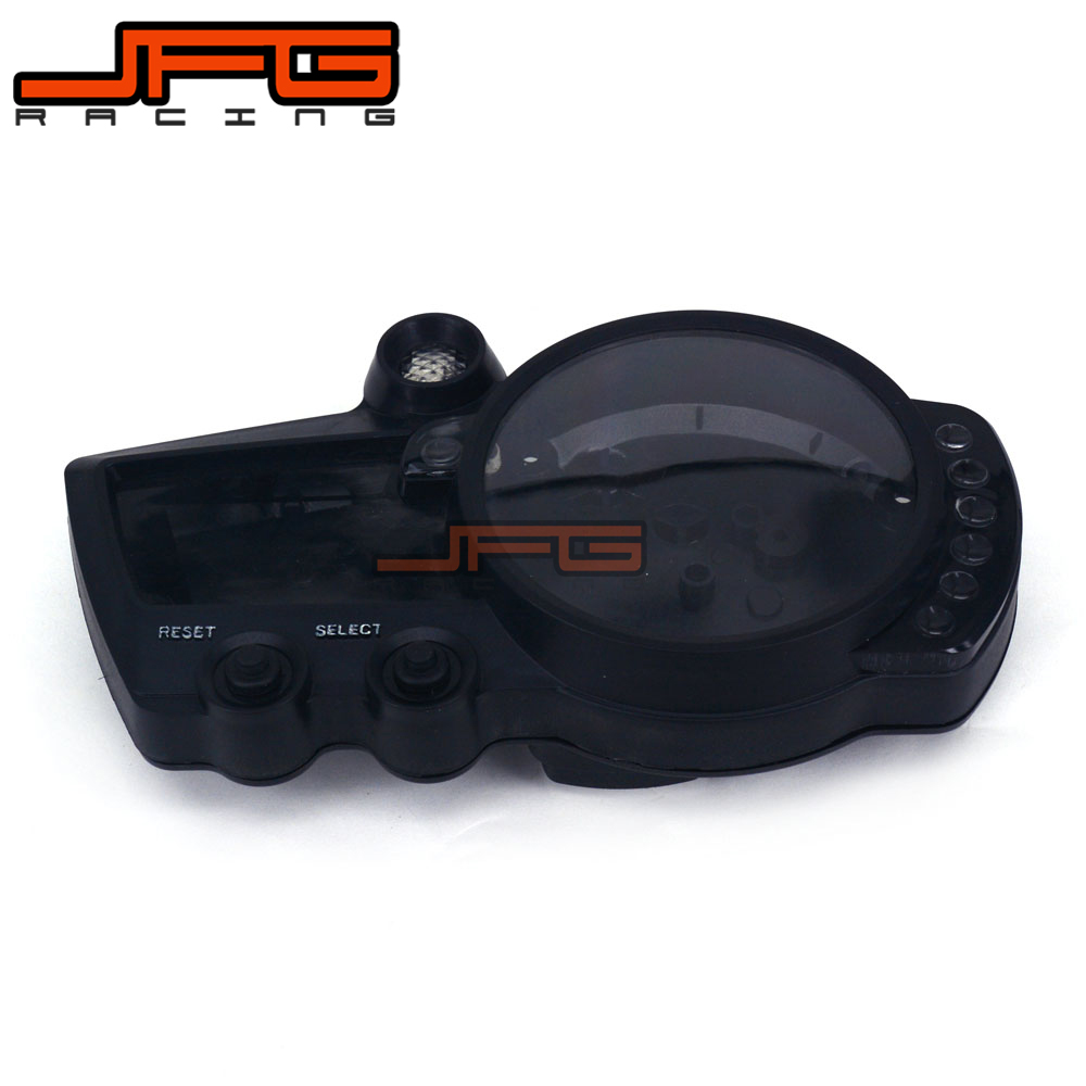 ZXMOTO Speedometer Gauge Tachometer Case Cover for Yamaha YZFR1 2009 2010 2011