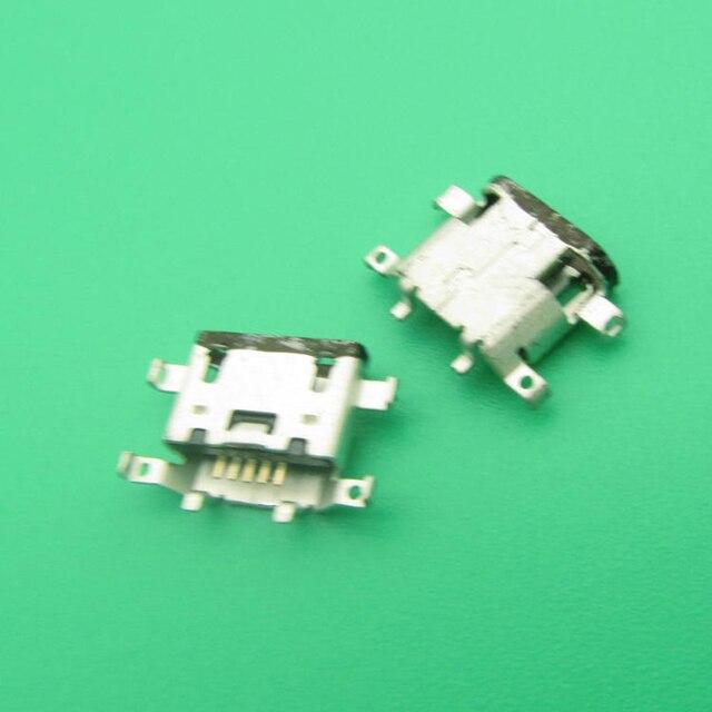 100 stuks Voor Motorola Moto X XT1060 XT1058 XT1056 XT1053 XT1080 G4 Plus micro USB Opladen Connector Charge Port Socket jack