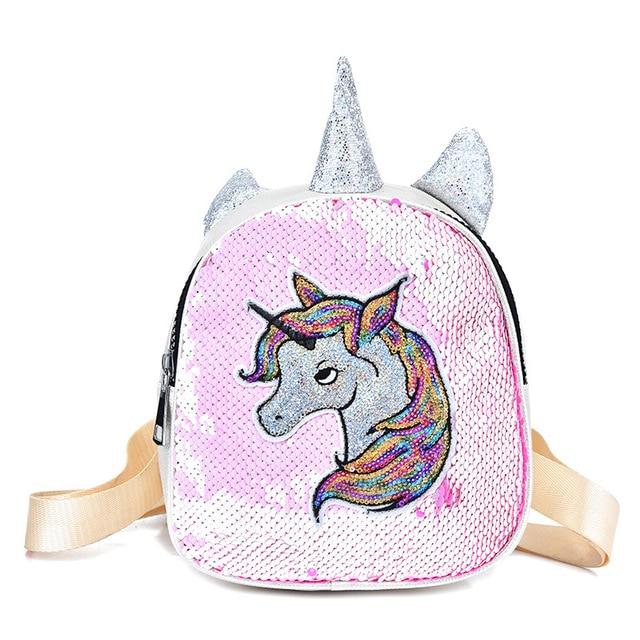 New Mini Unicorn Children Backpack