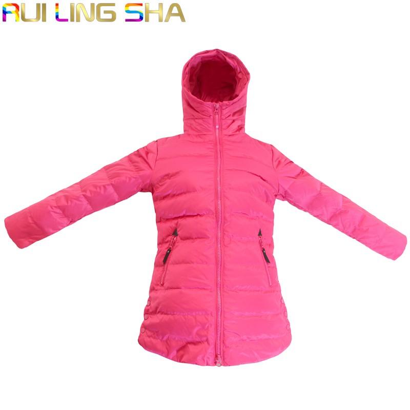 Women\'s Long Slim Parkas Coats Jackets RBS-C LYQ112 0