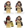 Wholesale XINH 108-111 80pcs/lot Ghostbusters figures Building Blocks Bricks Toys For Children Decool Compatible