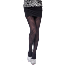 Hot Fashional Sexy Spring Women Tights 80 Denier Pattern Jacquard Velvet Thin Pantyhose