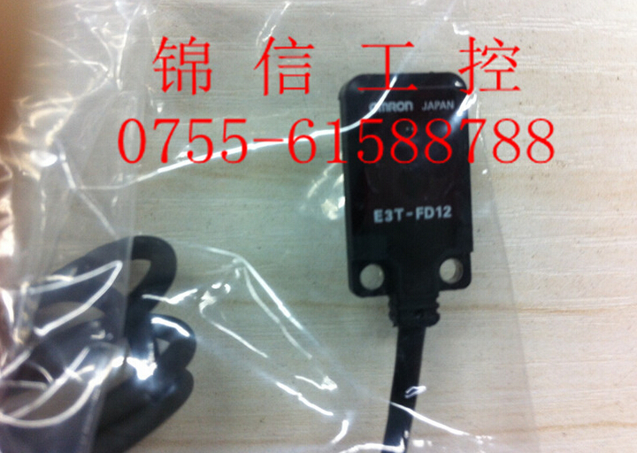 E3T-FD12  OMRON photoelectric sensor new and original e3t ft14 e3t fd14 omron photoelectric sensor photoelectric switch 12 24vdc 2m