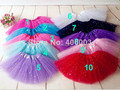 Princess ballet tutu skirt saia tutu infantil cute star fluffy tulle pettiskirt purple glitter tutus for girl skirts tutu