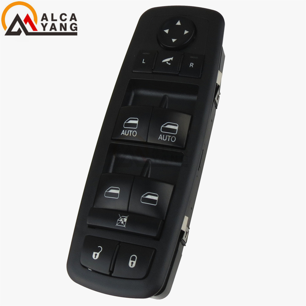 For Dodge Journey 2018 Front Left Master Power Window Switch Control 68139806AA 68139806AB 68139806AC 68139806AD