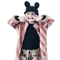 Bobo Choses Girls Cardigans 2016 Autumn Winter Kids Coat Children Outwear Knitted Long Sleeve Sweater Cardigan Clothes