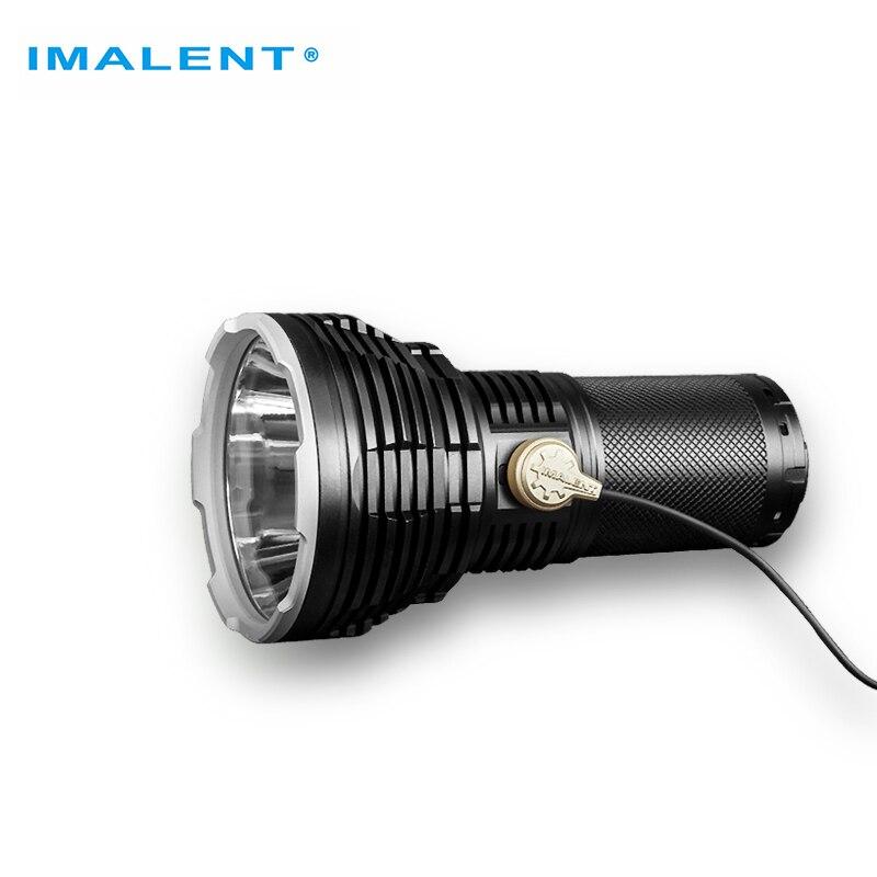 IMALENT RT35 Puissant lampe de poche led Avec Aimant CREEXHP35 2350 Lumens led étanche Torche Rechargeable lampes de poche led 18650